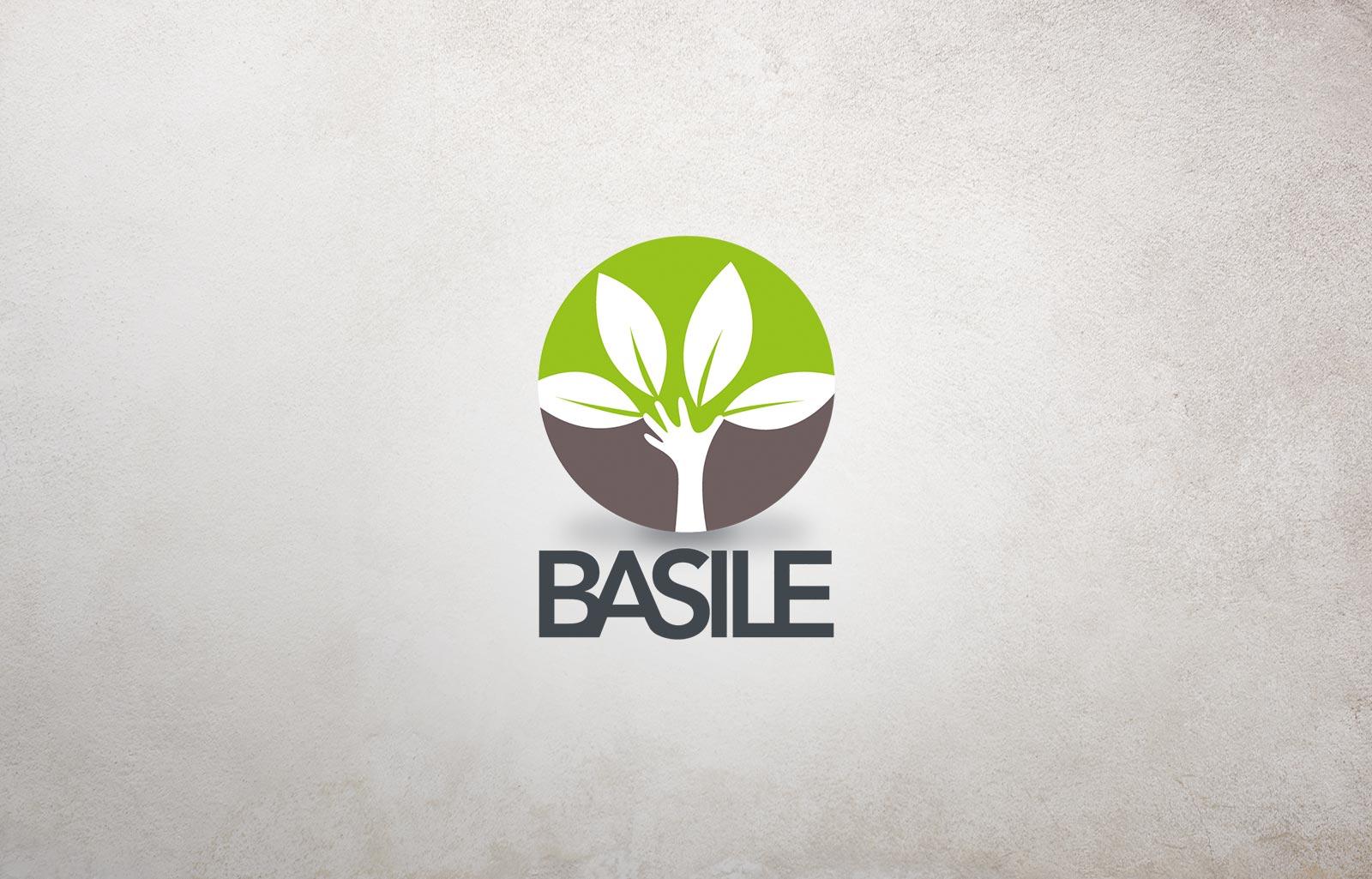 logo basile cucine Diego Favaretto Web designer