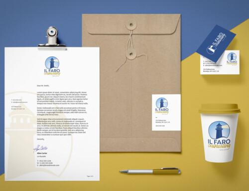 Il Faro Counseling Onlus – Corporate Identity