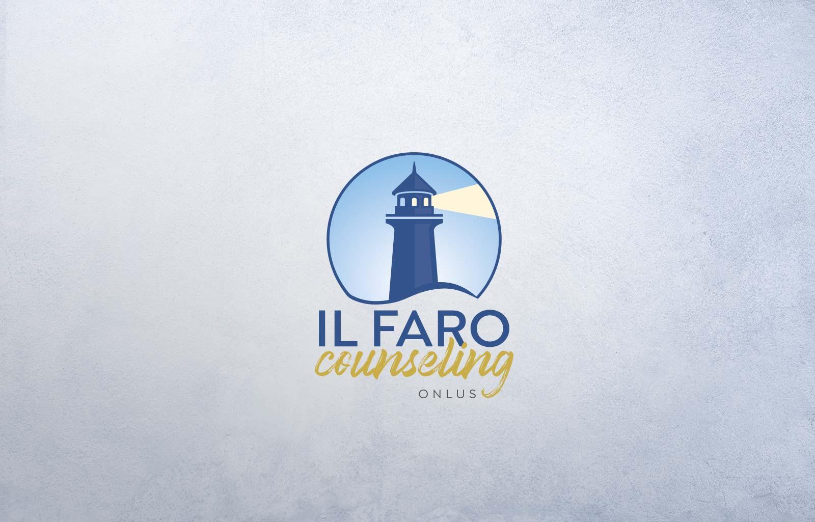logo il faro counseling onlus Diego Favaretto Web designer