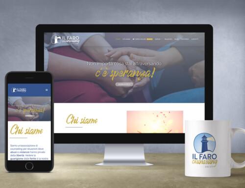 Il Faro Counseling Onlus – Sito Web