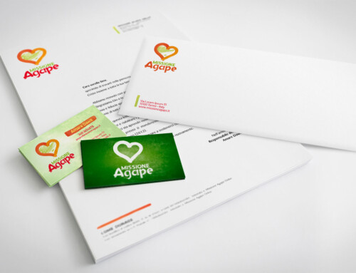 Missione Agape – Corporate Identity