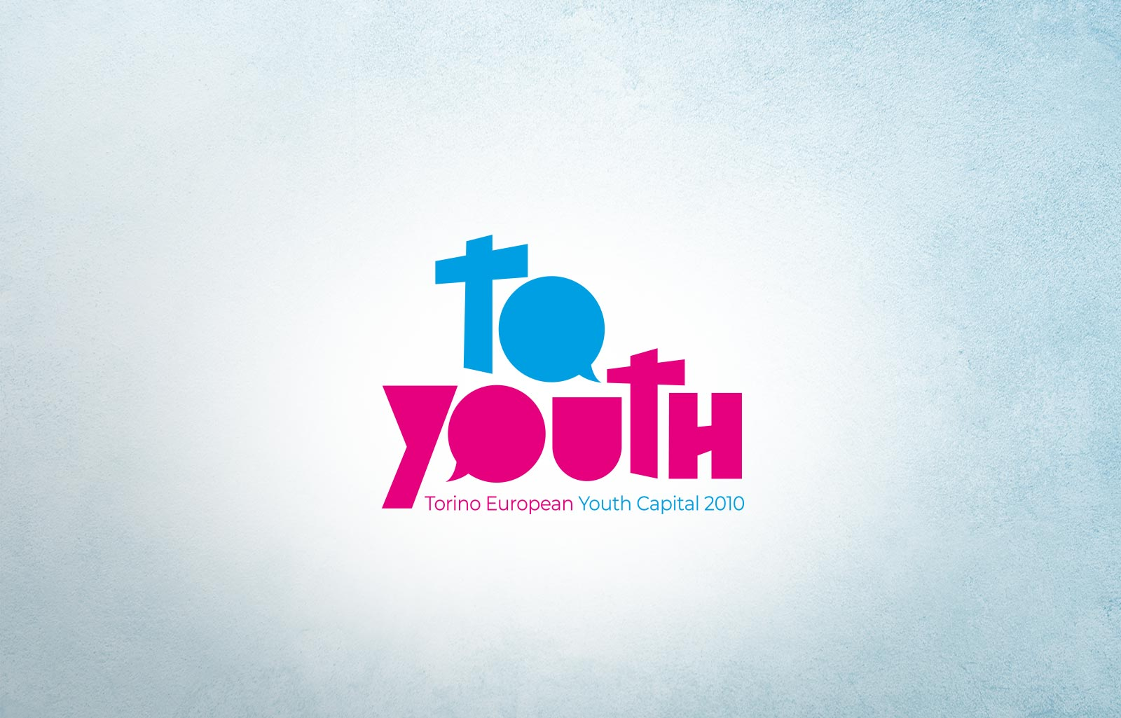 logo to youth torino european capital comune turismo Diego Favaretto Web designer