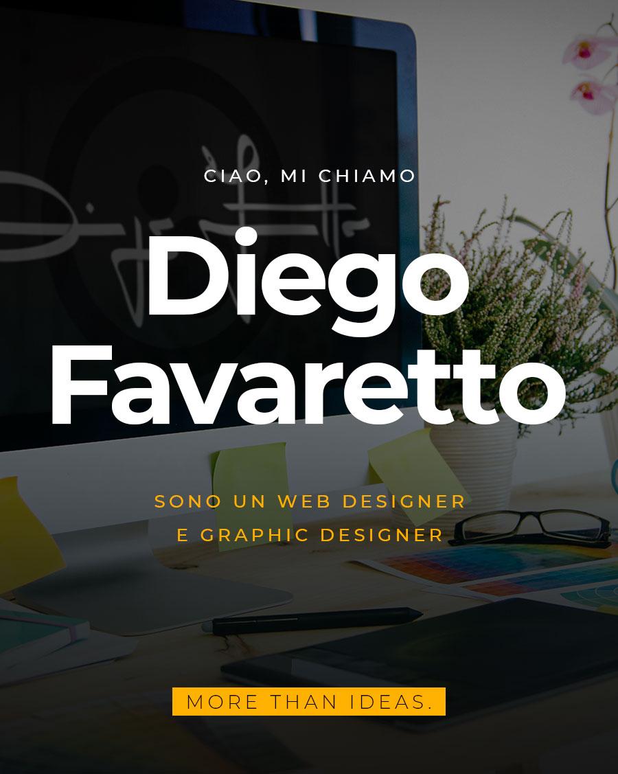 Diego Favaretto Web designer